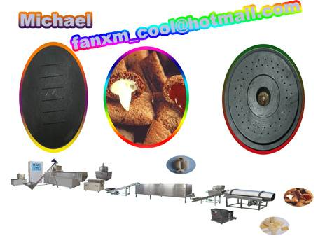 toast core filling making machines in China