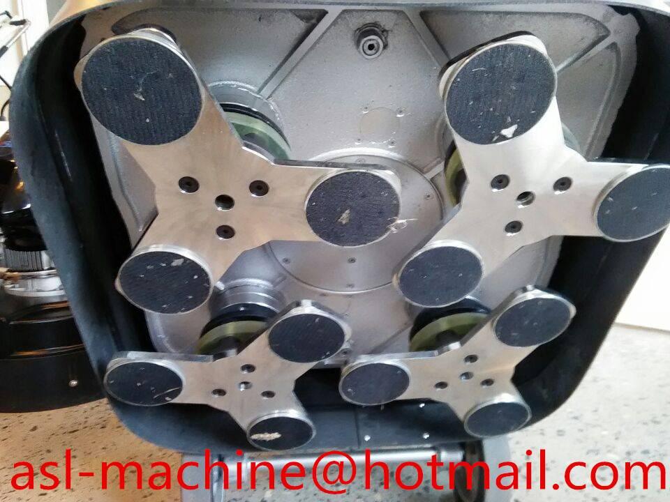 Multifunctional Floor Grinding Machine ASL500-T2 [2 DISK ]