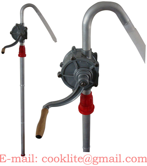 Aluminum Rotary Hand Pump / Aliminum Hand Pump