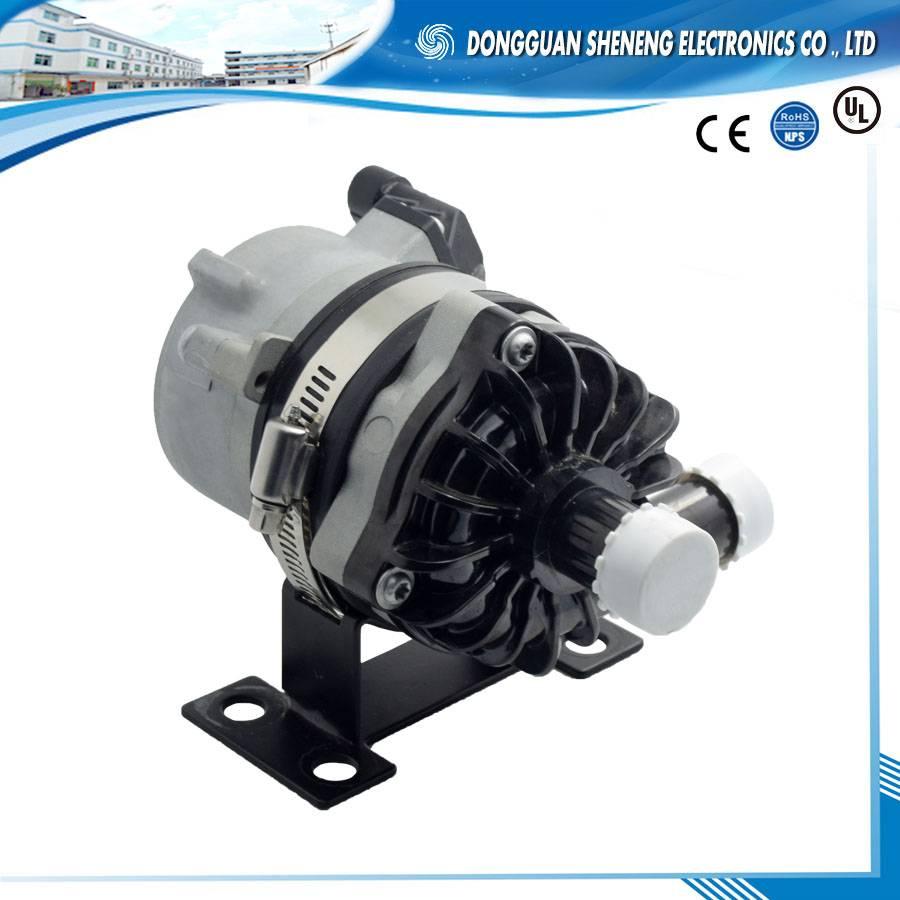 China supplier 24V DC portable automobile pump vehicle electronic pump autocar pump