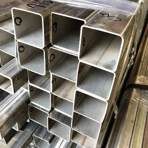 304/304L/304H Stainless Steel Square Pipes/Tubes