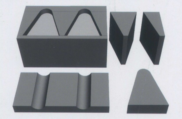 graphite sinstered trays