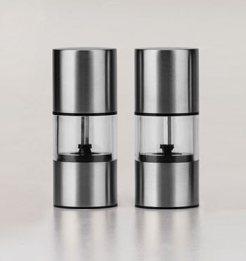 Manual Rotate Pepper Mill for Western Food