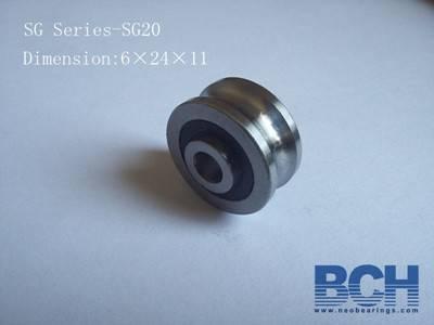 SG20 Track Roller Bearing