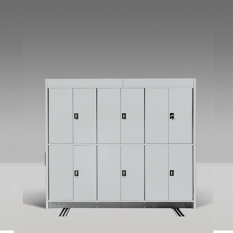 Mobile shelf