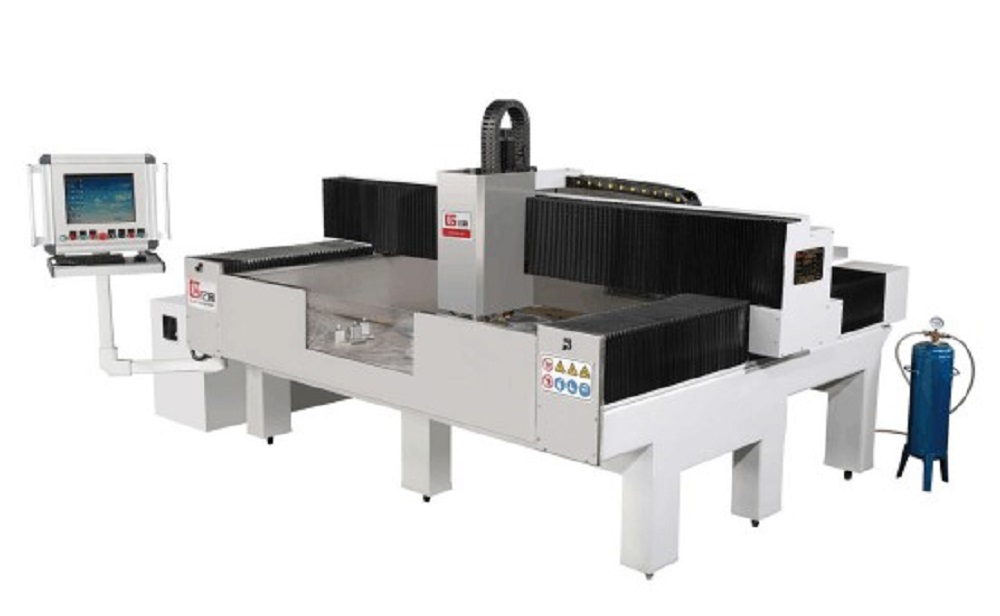 CNC Special-Shaped Glass Edge Grinding Center