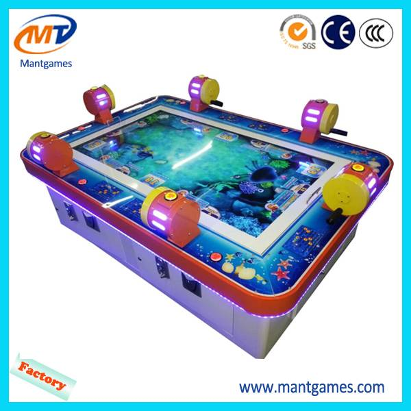 great quality game machine catch fish popular among amusement park