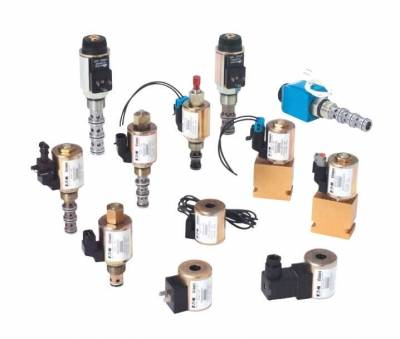 Eaton spool type solenoid valve