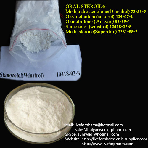 high quality Stanozolol supplier