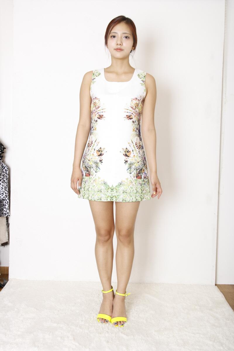 decalcomanie Dress