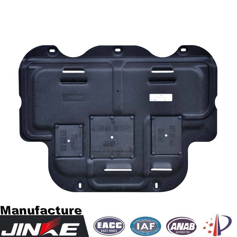 JINKE Auto Spare Parts Impact Shields to Protect Engine of Vehicle