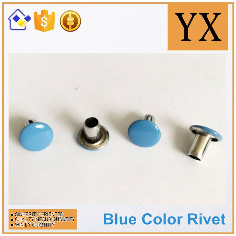 High quality rivet metal garment accessories