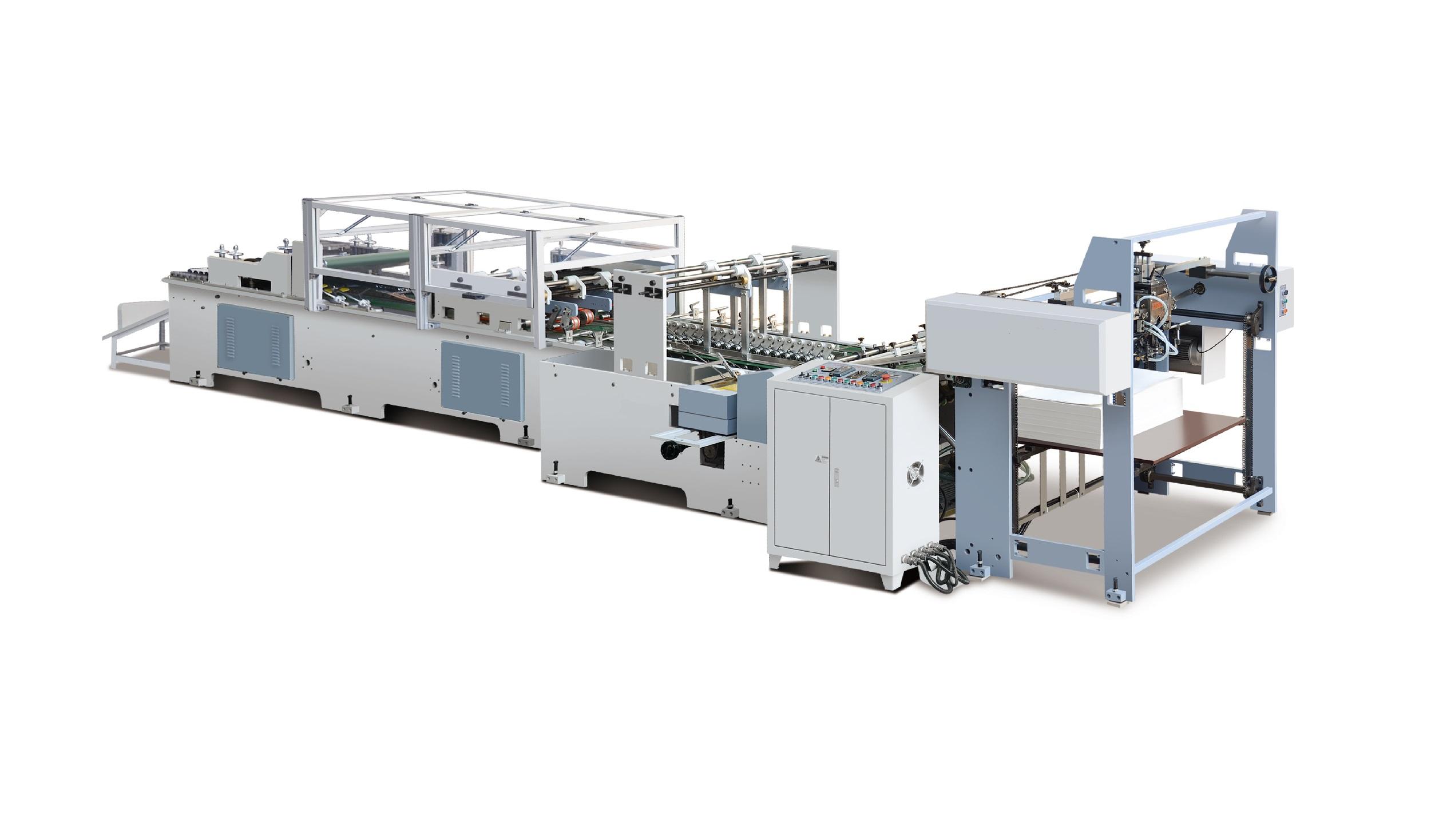 ZB-1100A Paper Bag Making Machine