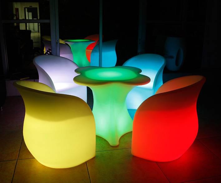 Luminous Desk