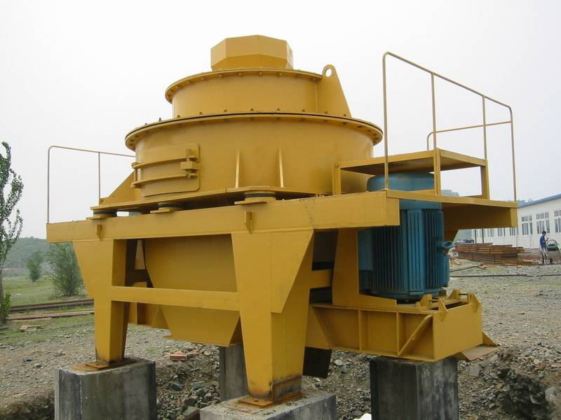 VSI vertical shaft impact crusher