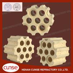 qualified manufacturer silica checker refractory brick for hot blast stove