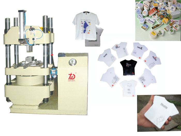 MSJ-200Type Compressed T-shirt/ Towels Machines