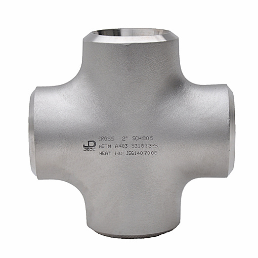 B16.9 stainless seamless JIEDE cross(straight,reducing)