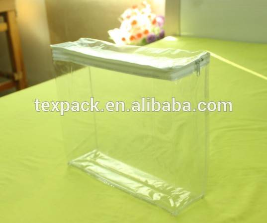 clear pvc bedsheet bag