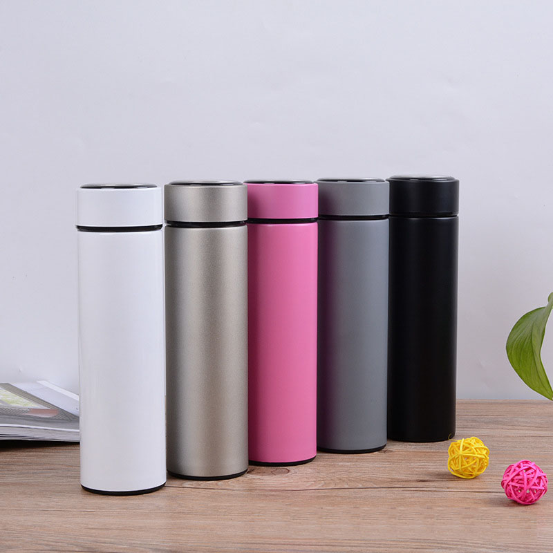 Simplicity Stainless Steel Vacuum Insulation Flask