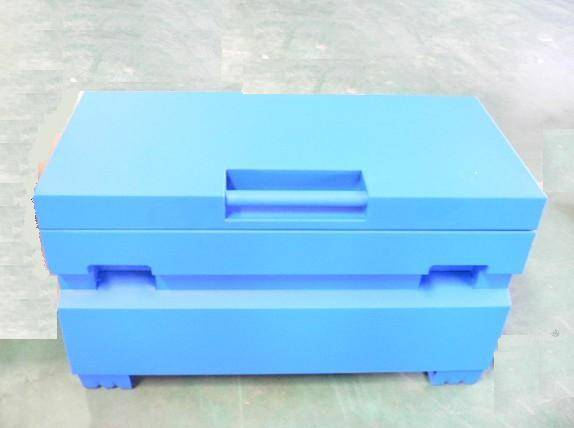New Heavy Duty Jobsite Box Tool Storage Cabinet 915 X 432 X 541mm