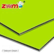 High Quality PE&PVDF coating aluminum composite panel