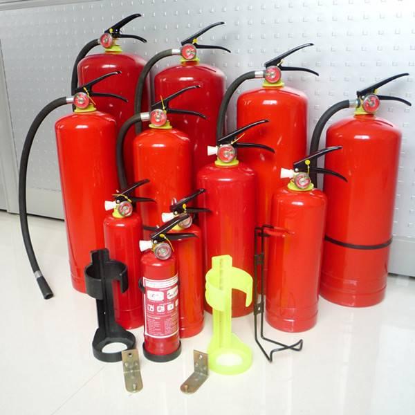 ABC Dry Chemical Powder Fire Extinguisher