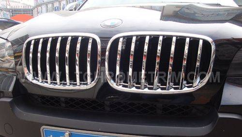 Chrome Front Grille for BMW X5 2011