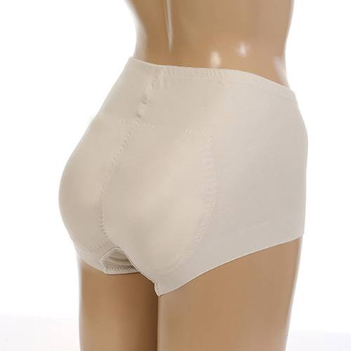 The VOEM Women's Padded Seamless Butt Hip Enhancer Shapewear Panty
