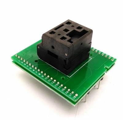 WL Programmer 0.5mm QFN36 Burn-in Socket QFN36 test socket