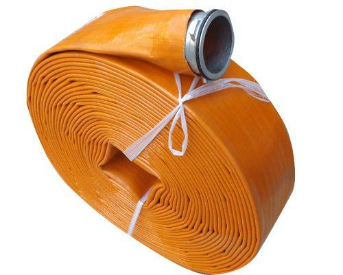 High Pressure Light Weight Layflat PVC Hose for Irrigation