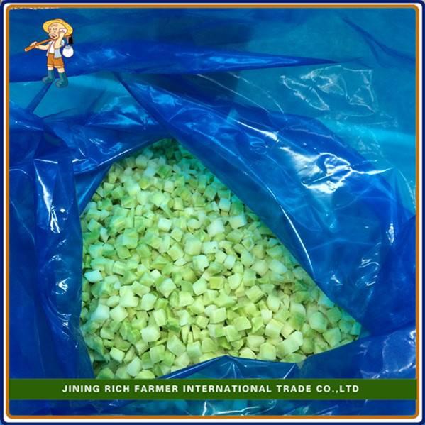 IQF Broccoli Stem Diced
