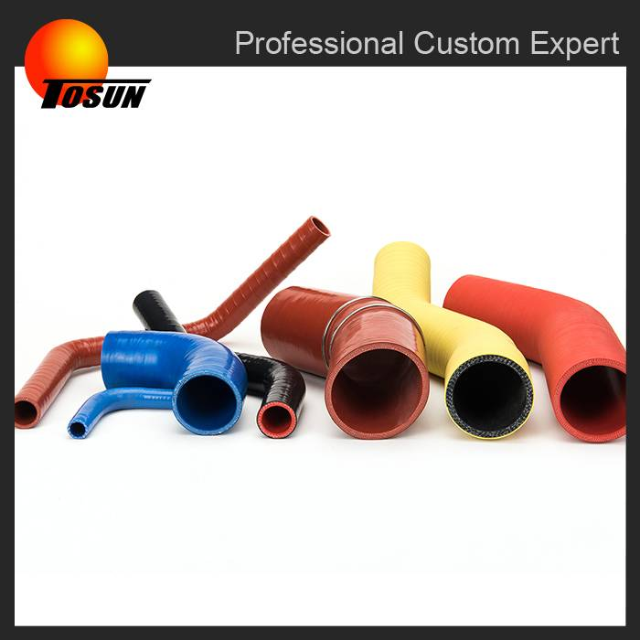 from jiaxing tosun rubber and plastic manufacturer oil silicone hose