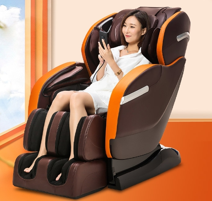 Massage chair household full body small full automatic multifunctional kneading electric intelligent