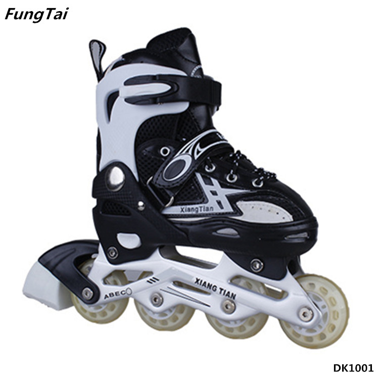 Soft Roller Inline Skate Shoes Children Freestyle Learners (DK1001)