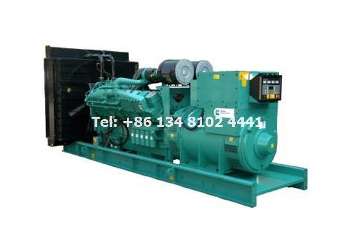 110 KW Volvo Diesel Generator