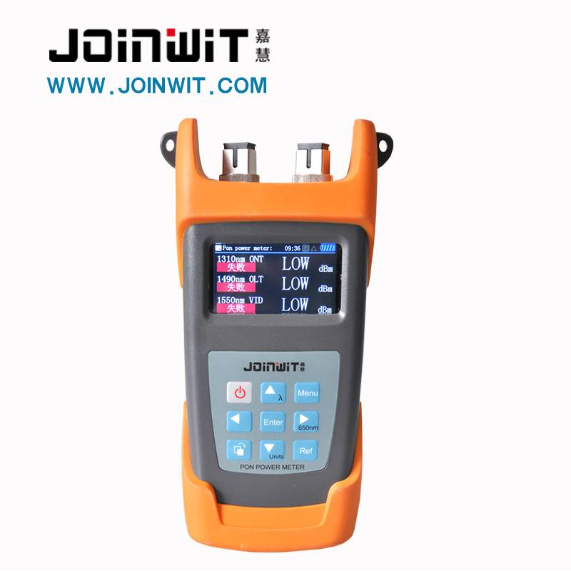 JW3213N PON Optical Power Meter