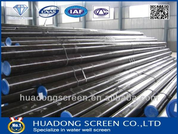 9''5/8 API 5CT oil casing well pipe/seamless steel pipe (manufacture)