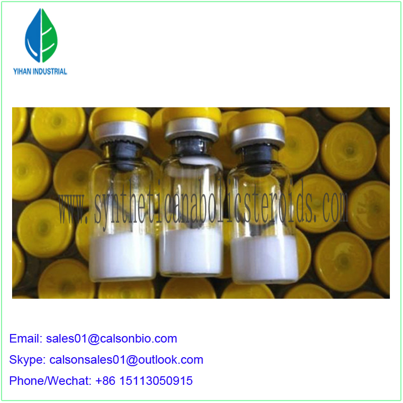 Bodybuilding Powder Ghrp-2 Peptide Muscle Growth Hormones Peptide GHRP-2 Lisa