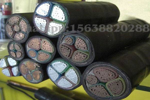 VV Copper Core PVC Insulated PVC Sheathed Power Cable