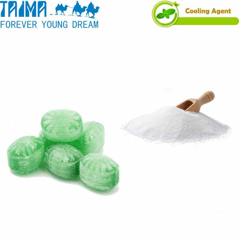 Free Samples Cooling Agent Koolada Flavor Chiller Ws23 Powder used for daily chemical product EU