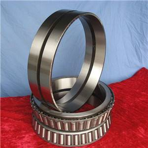 tapered roller bearing with high quality control system