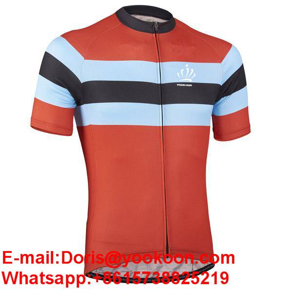 YOOKOON YOOKOON Rectangle Stripes Bike Jerseys
