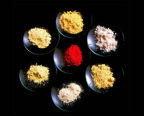 Sell Phosphors for lamp, LED, PDP, CRT, safety printing ink, etc.
