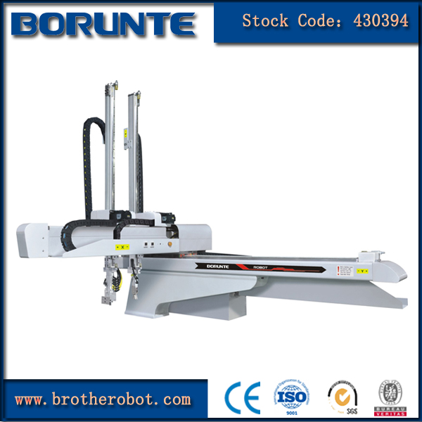 High effeciency industruial robotic arm plastic products picker