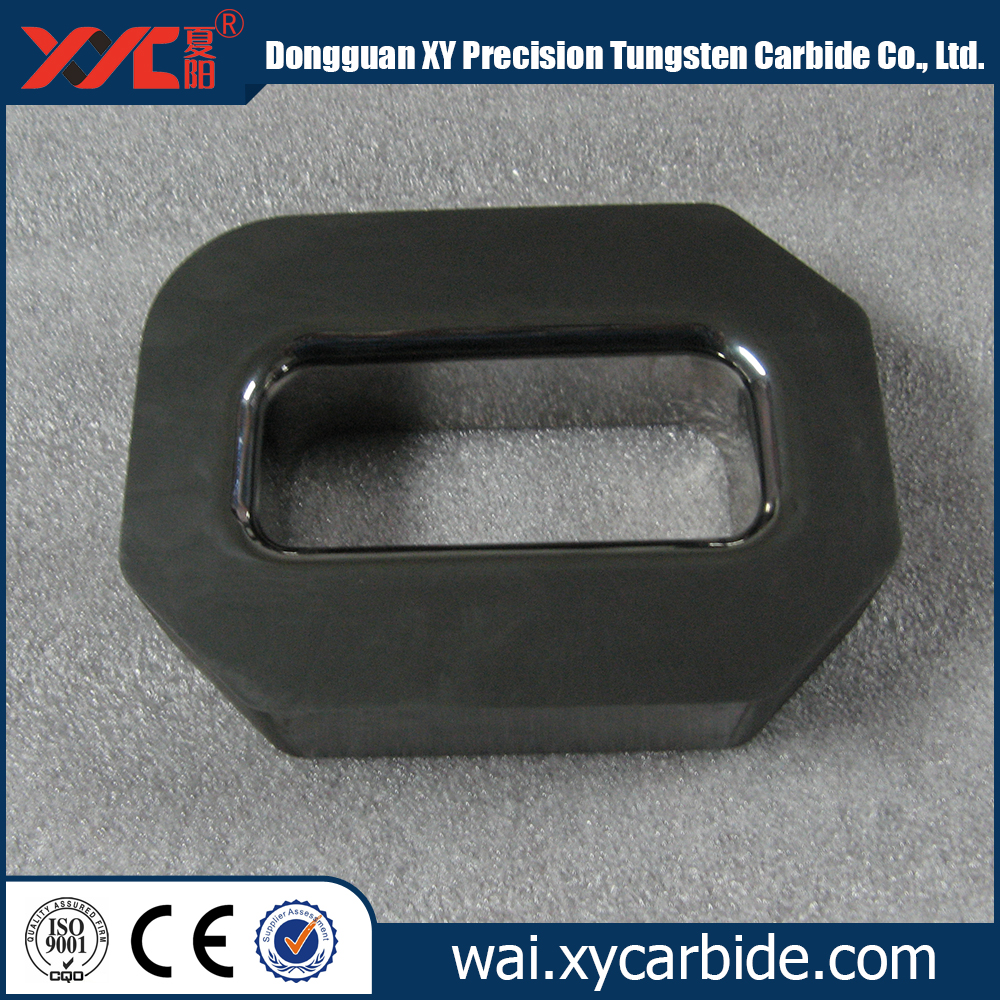 tungsten carbide sqare drawing dies for drawing filter cases by electronics manufacturers