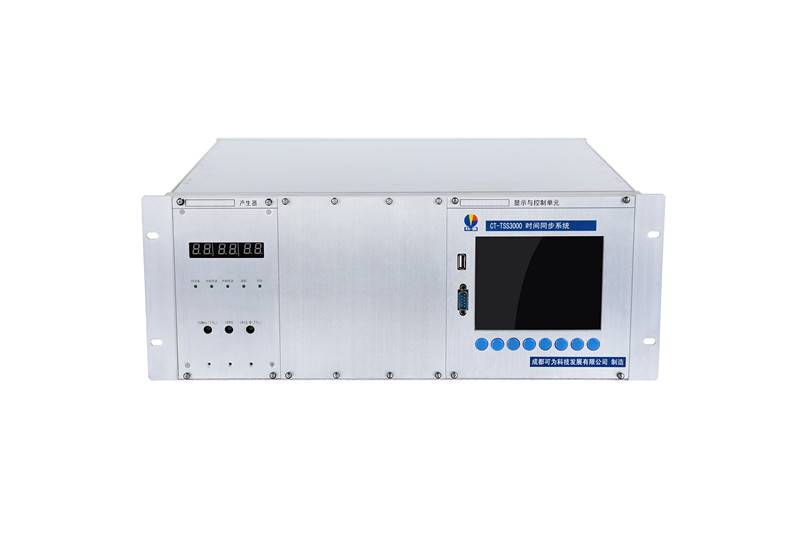 CT-TSS3000 time and frequency synchronization system