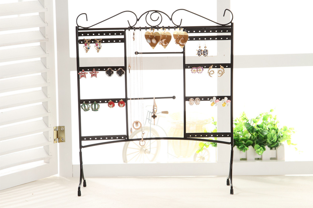 Classic Nice Earrings Jewelry Stand Multicolor Alloy Jewelry Displays
