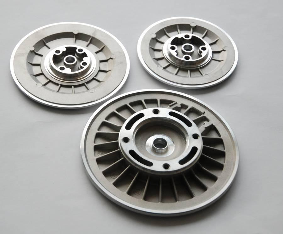 turbocharger backplate
