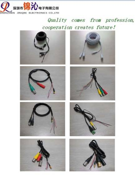 CCTV cable  USB CABLE  Sync cable  Extension cord  Power cord  S cable